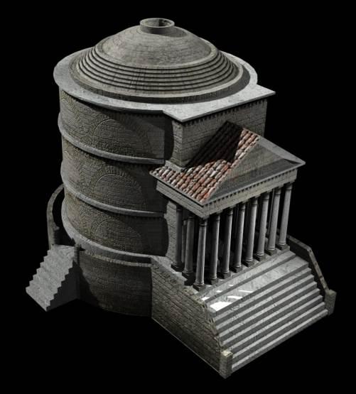 Пантеон в Риме - история фото описание как добраться режим работы карта